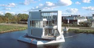 floating houses netherlands
