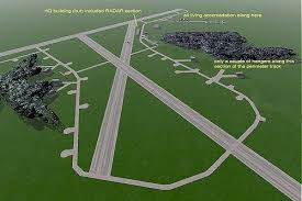 3d aerial map