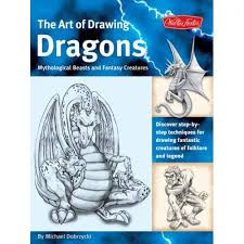 draw fantasy creatures