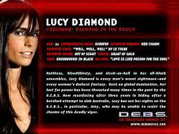 diamond profile