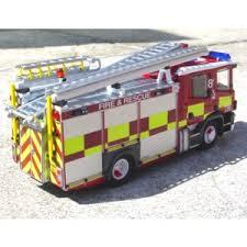 model fire engine