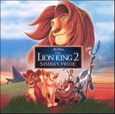 the lion king simbas pride