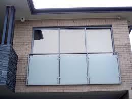 glass juliette balconies