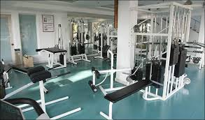 gymnasium equipments