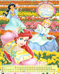 disney princesses magazine
