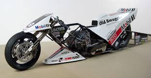 drag racing motorcycle