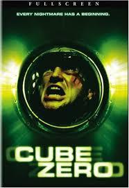 cube zero dvd
