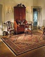 decorating with persian rugs