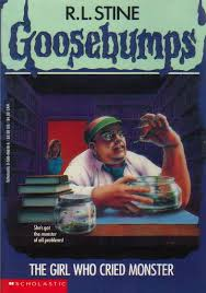 goosebumps the girl who cried monster