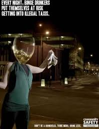 binge drinking adverts