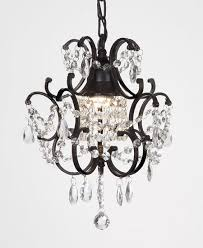 rod iron chandeliers