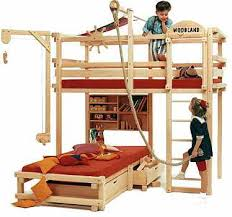 childs bunk bed