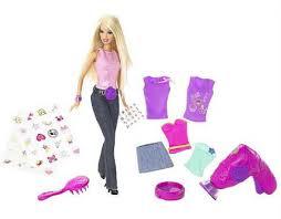 tattoo barbie dolls