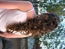 formal hairstyles curly