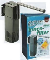 internal aquarium filters