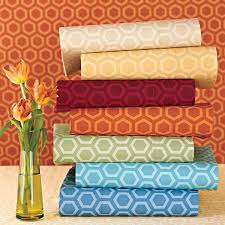 hexagon fabric