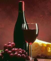 french wine bottle