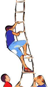 climbing rope ladders