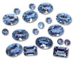 loose aquamarine