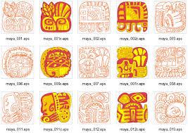 ancient mayan tattoos