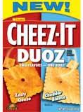 cheez it duoz