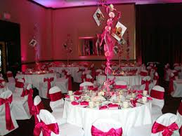 sweet sixteen party planner