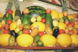 fruits from brazil