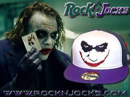 joker fitted hat