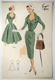 fashion fifties
