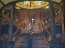 paintings of the titanic