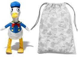 donald duck stuffed toy