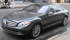 2008 mercedes benz cl