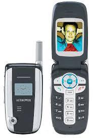 audiovox cellphone