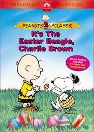 charlie brown easter