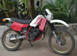 100 honda dirt bike
