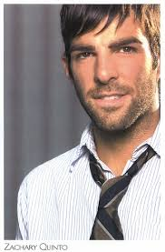 Zachary Quinto grew up in