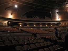 paramount theater seattle seating