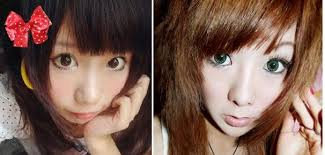 anime contact lenses