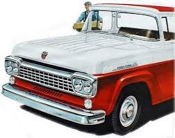 1958 f100