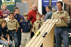 cubscouts pinewood derby