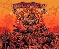 Mountain - Masters Of War