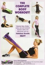 dyna band exercises