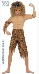 jungle boy costume
