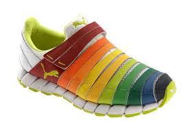 rainbow women