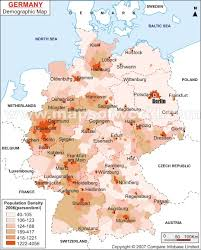 demographic map