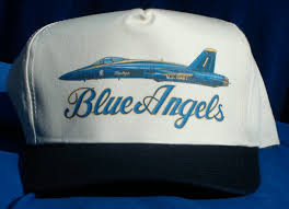 blue angels cap