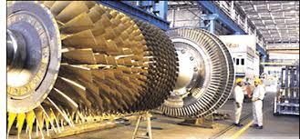 industrial gas turbine