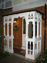 edwardian porches