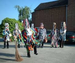 broom dance