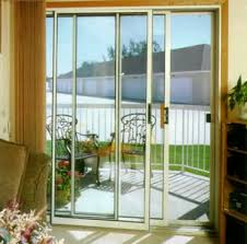 double sliding glass door